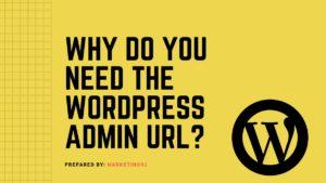 WordPress Admin URL - 3