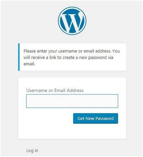 WordPress Admin URL - 5