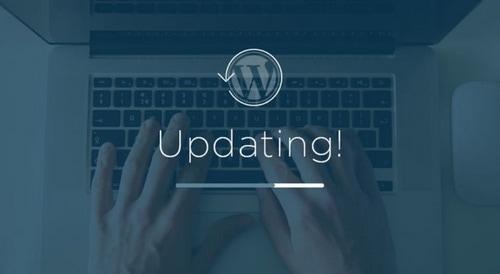 WordPress Updates - 3