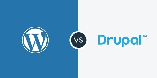 WordPress and Drupal - 1