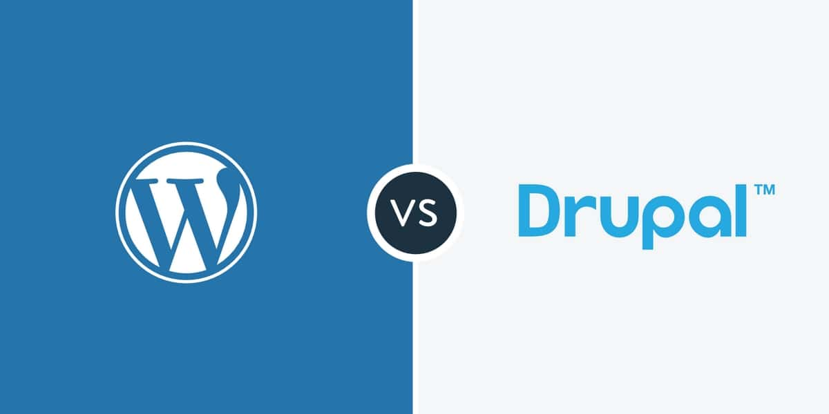 WordPress and Drupal - 3