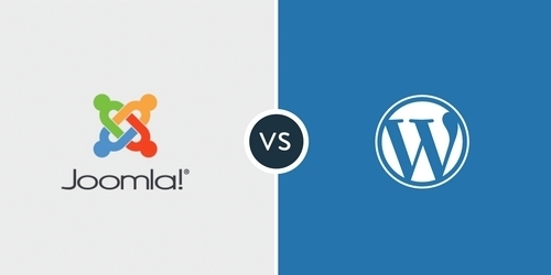 WordPress and Joomla - 1