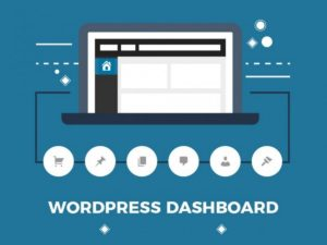 WordPress dashboard - 6