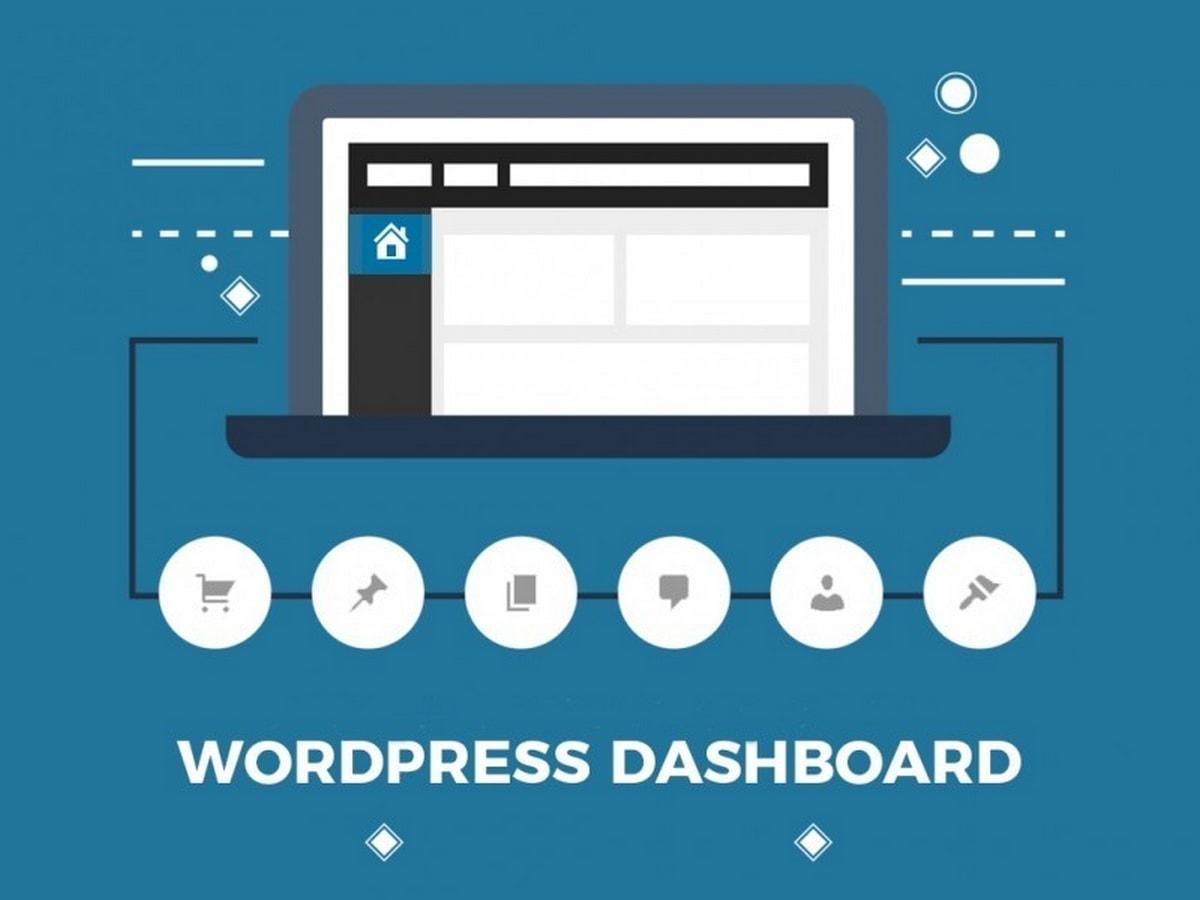 WordPress dashboard - 6