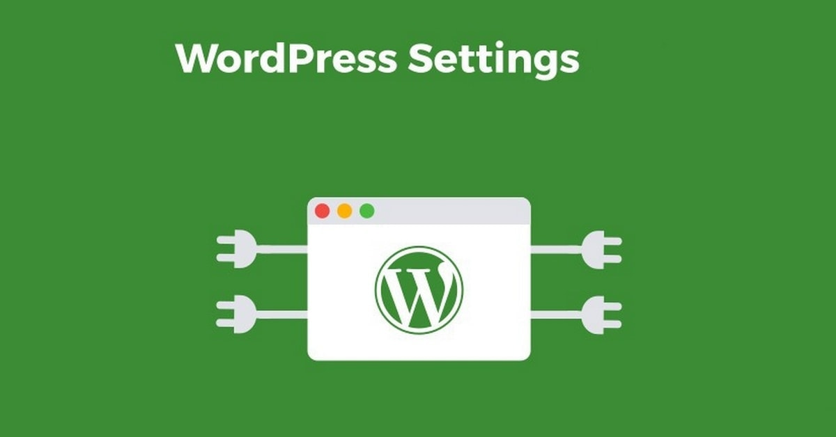 An Overview of all WordPress settings