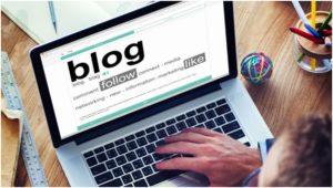 a Blog - 2