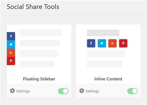 add Social Sharing to Your WordPress - 3