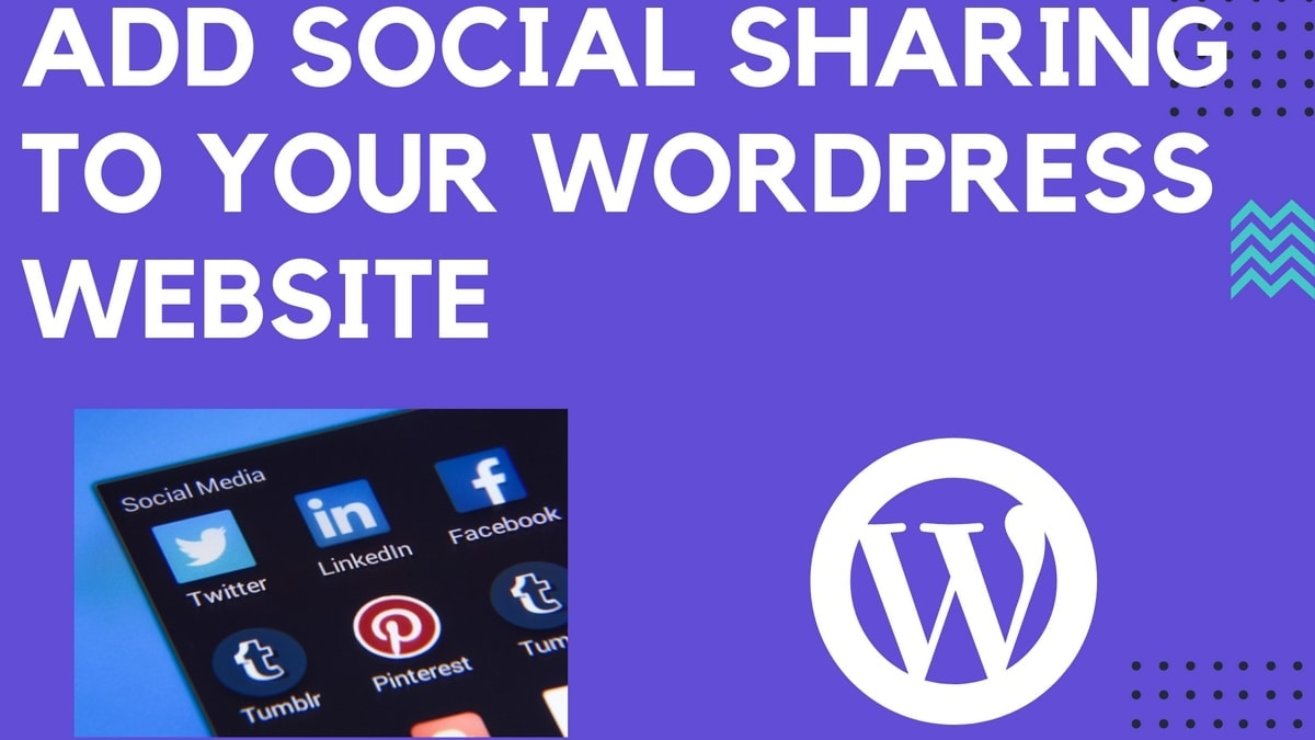 add Social Sharing to Your WordPress - 5