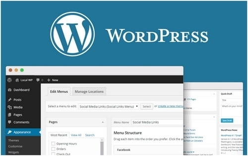 difference between wordpress and html - 4