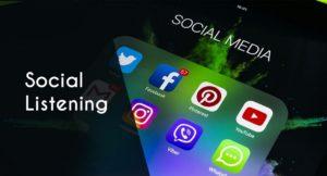 social media listening - 2