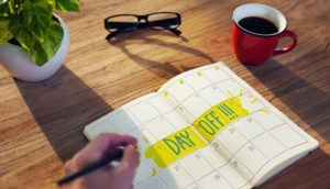 10 Ways To Ask For A Day Off - 5