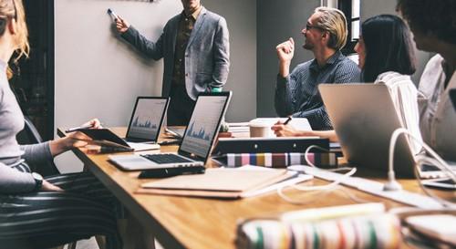 Arrange A Business Meeting - 1
