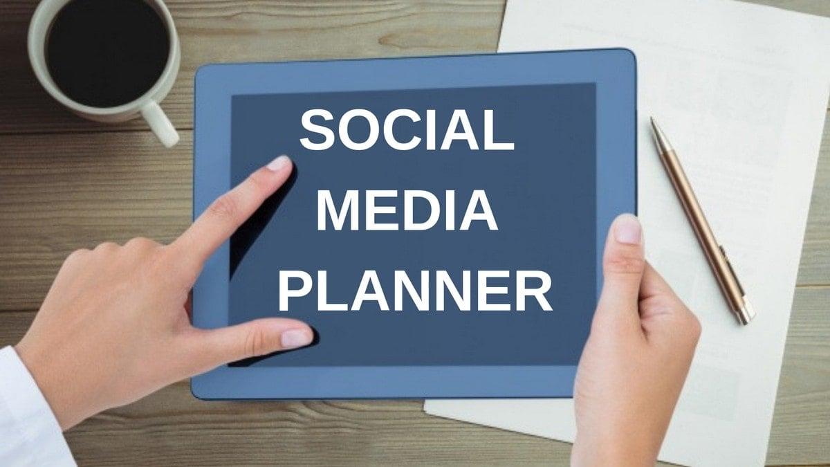 Social Media Planner - 5