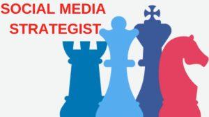 Social Media Strategist - 5