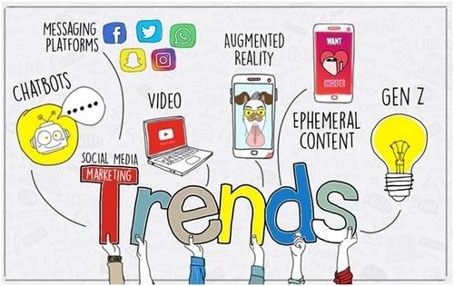 Social media trends - 1