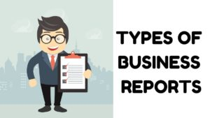 Types of Business Reports - 4