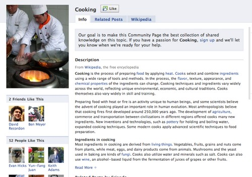 Create Facebook Community Page - 2