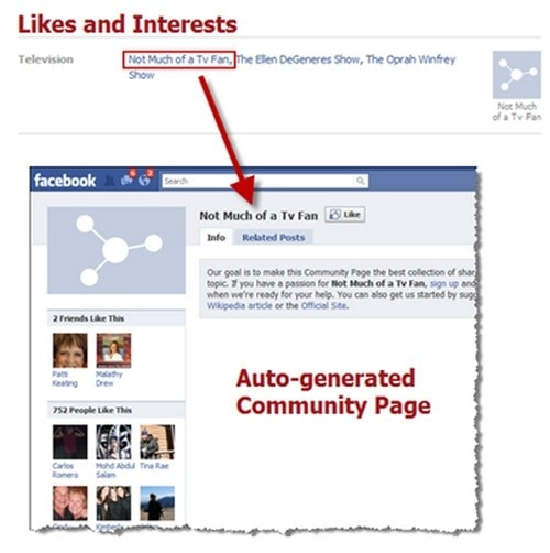 Create Facebook Community Page - 3