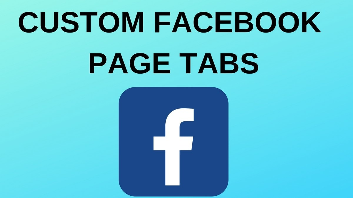 Custom Facebook Page Tabs - 7