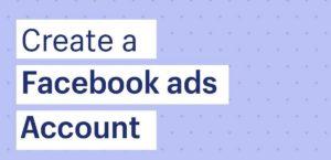 Facebook Ads Account - 1