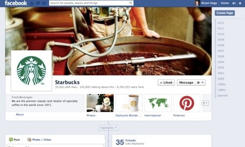 Facebook Page Tab - 3