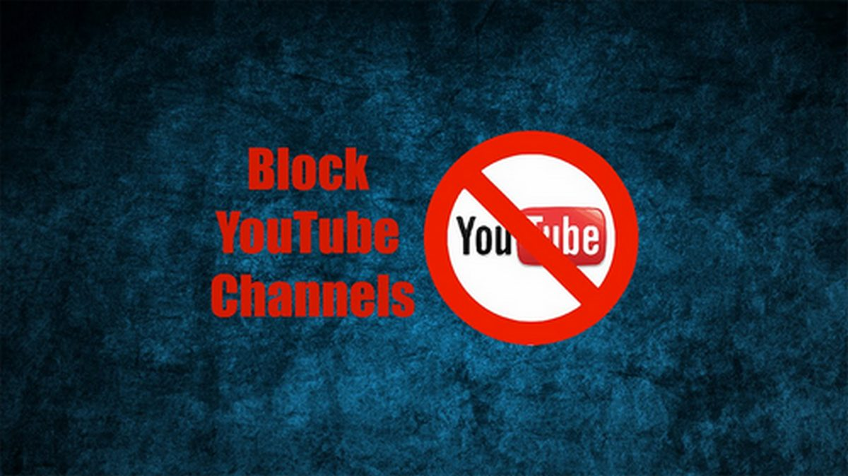 How To Block YouTube