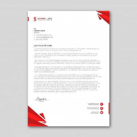Order Letters