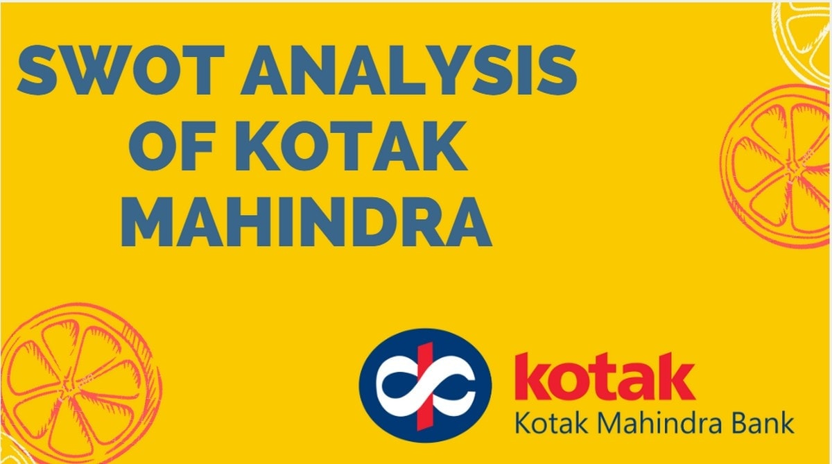 SWOT Analysis of Kotak Mahindra - 3