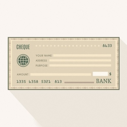 Types of Cheques - 33