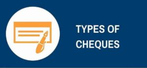 Types of Cheques - 4