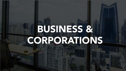 Types of Companies in the US - 1