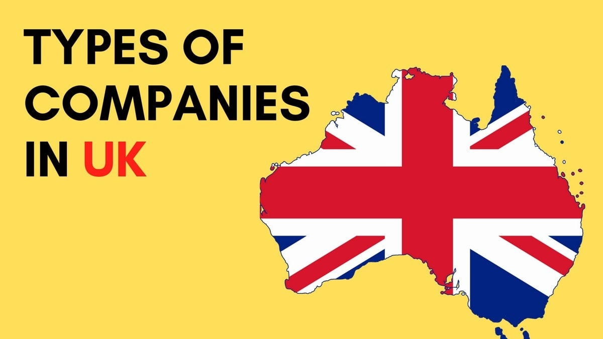 Types of UK companies
