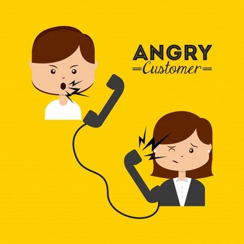 Types of customer complaints - 3