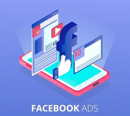 Types of facebook ads - 2