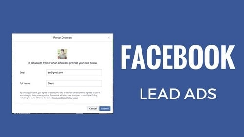 Types of facebook ads - 8