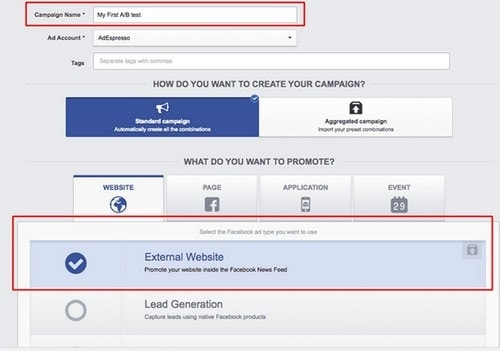AB Testing of Facebook Ads - 4