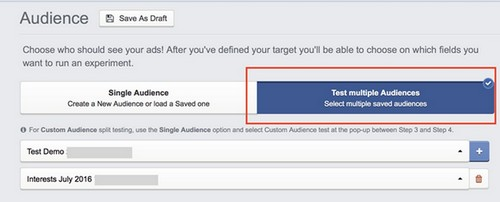 AB Testing of Facebook Ads - 5