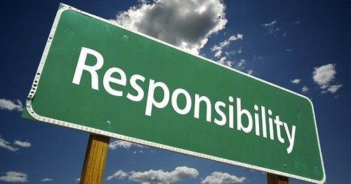 Accountability and Responsibility - 3