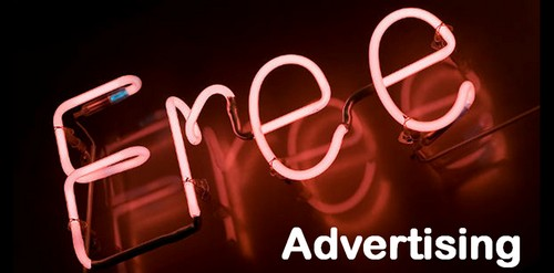 Advertise for Free - 2