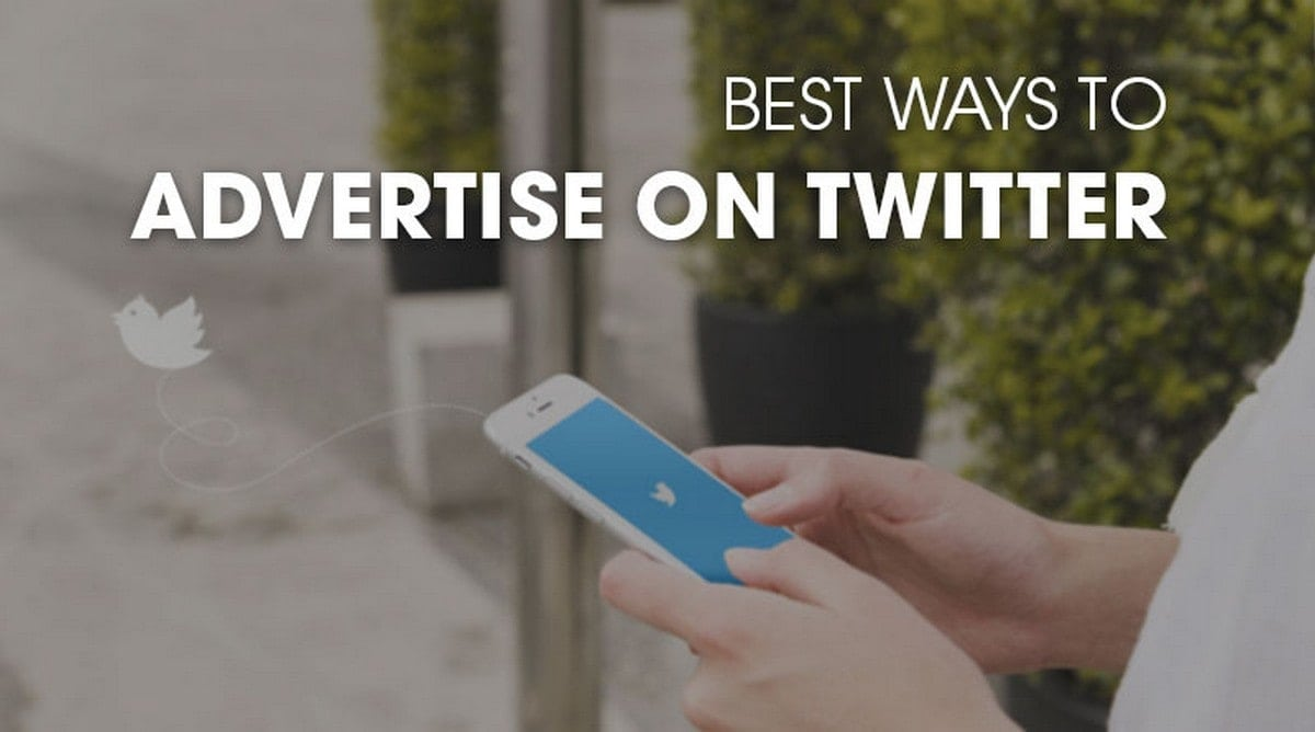 Advertise on Twitter - 1