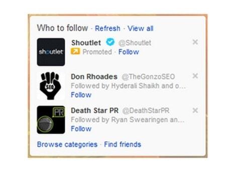 Advertise on Twitter - 2