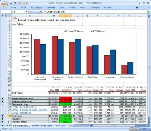 Alternatives of Microsoft Excel - 10
