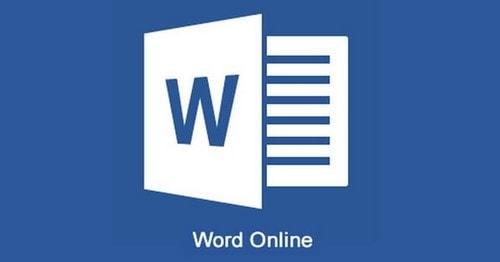 3. Word Online