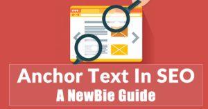 Anchor Text - 1