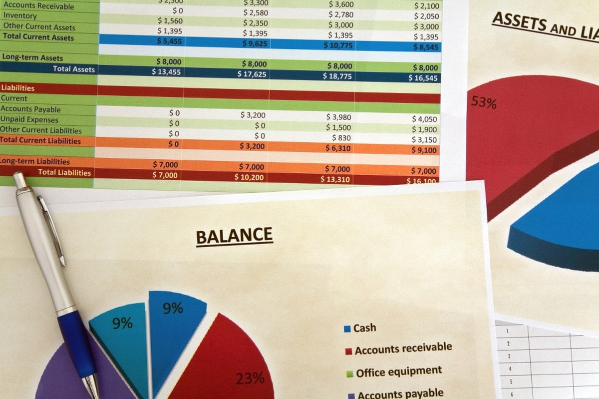 Difference Between Balance sheet and Income sheet