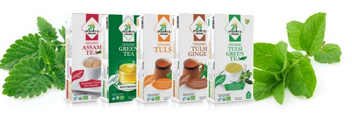 Best brands of Green Tea in India - 2