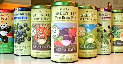 Best brands of Green Tea in the World - 7