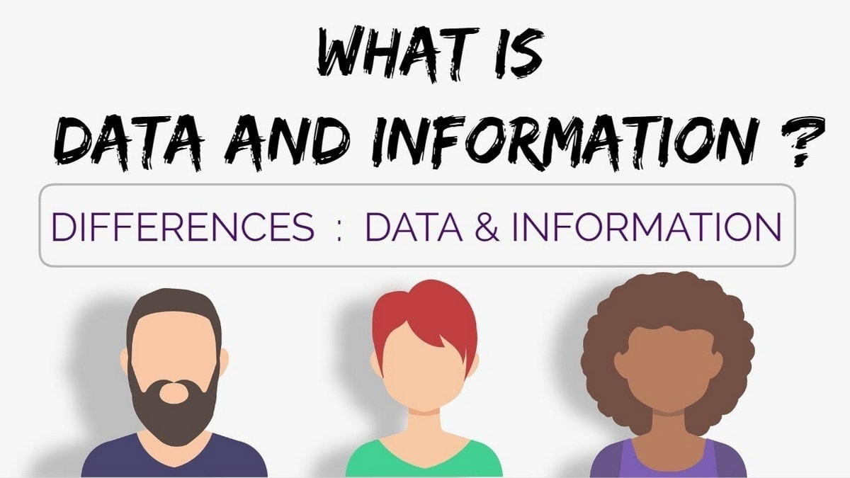 Data and Information - 1