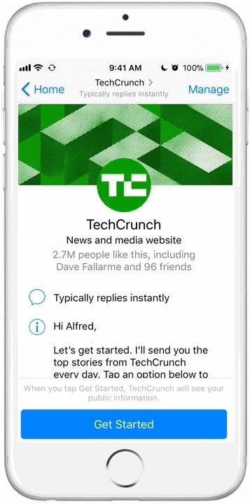 Facebook Messenger Marketing - 5
