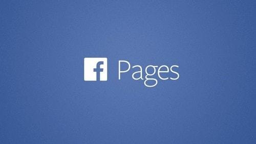 Facebook Page Navigation - 2